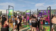 How 3 Brands Brought Tech to Life at Coachella – Adweek
