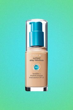 high-end formula, medium buildable, lots of shades, long-lasting #foundation #drugstorebeauty