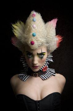 Make up da clown