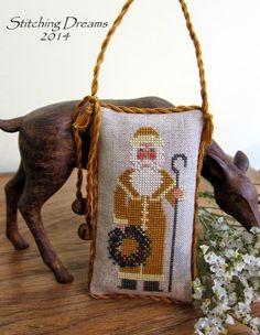 really enjoying this blog - lovely finishing work - inspiring to do stitching rather than pinning :)