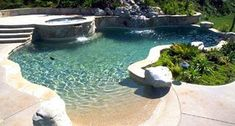 1000 ideas about zero entry pool on pinterest beach - According to jim the swimming pool ...