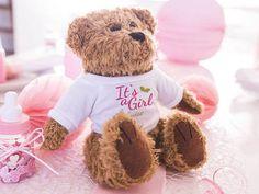Teddybär für Mädchen Teddy Bear, Toys, Animals, Photo Pattern, Cute Bunny, Fabric Animals, Birthday, Activity Toys, Animales