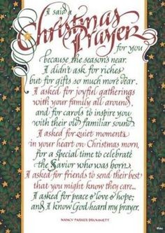 79 best christmas prayers images on pinterest in 2018 diy a christmas prayer christmas love christmas verses christmas prayer christmas crafts christmas m4hsunfo