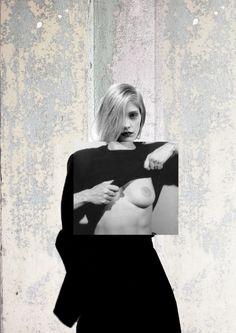 PIA HAKKO. Grace Jones, Andy Warhol, Female Portrait, Female Art, Collages, Collage Illustration, Influenza, Cultura Pop, Art Pictures