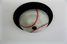 Turn an light into a Baseball