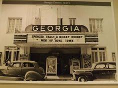 Georgia Theater in Athens, Georgia