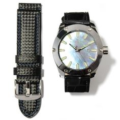 """Android Antigravity Limited Edition Automatic Scratch Resistant Tungsten Watch with Extra Strap Android. $155.00. Case Thickness: 14mm. Strap Measurements: 9-1/2"""" L x 24mm W. Case Measurements: 48mm. Movement: Seagull TY2806 Automatic w/ 21 Jewels. Crystal: Sapphire. Save 66%!"""