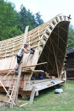 Die 439 Besten Bilder Von Bauen Building A House House Building