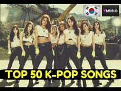 Top 50 k pop song charts on pinterest charts songs and january 2016