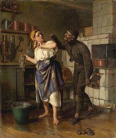 Ramoneur par Firs Sergeyevich Zhuravlev (1836-1901)