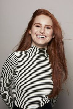 Madelaine Petsch - WWD photoshoot 2017