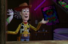 10 Things You Didn't Know About Toy Story Pizza Planet was almost called Pizza Putt. Pizza Planet was originally going to be a pizza parlor/mini-golf course hybrid called Pizza Putt (a play on. Toy Story 1995, Toy Story Movie, Pixar Quotes, Ever After Dolls, Disney Pixar Movies, Business Stories, Disney Marvel, Disney Disney, Tom Hanks