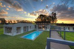 House Liebmann In Johannesburg, South Africa