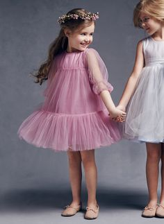 b2d0b257ca8 Nellystella LOVE Alice Dress in Orchid Bouquet - PRE-ORDER Little Dresses