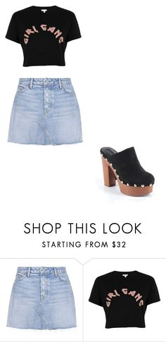 """""""Untitled #177"""" by iambeickyg on Polyvore featuring GRLFRND, River Island and Forever 21"""