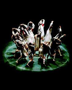 Joffrey Ballet Reconstructs 'Le Sacre du Printemps'
