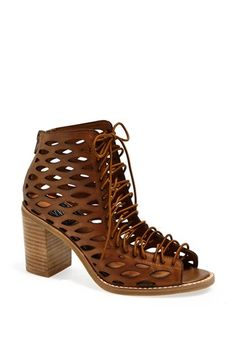 Jeffrey Campbell 'Cors' Bootie available at #Nordstrom