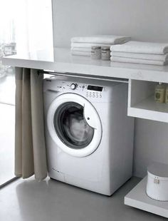 Optimize your small space & learn trick how to organize your dryer sheets, laundry room cabinet & other laundry room essentials Bathroom Organisation, Home Organization, Casa Milano, Diy Home Furniture, Laundry Room Cabinets, Small Room Bedroom, Room Essentials, Home Staging, Interior Design Inspiration