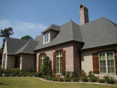 44 best Texas Home Designs images on Pinterest | Exterior design ...