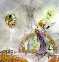 Stephanie Pui-Mun Law - Fantastical Visions