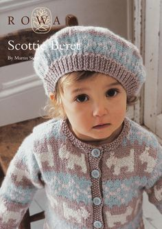 Scottie Beret in Rowan Baby Merino Silk DK. Discover more Patterns by Rowan at LoveKnitting. The world's largest range of knitting supplies - we stock patterns, yarn, needles and books from all of your favorite brands.