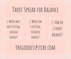 Tarot Spreads Beginners Discover Tarot Spread for Balance Tarot Meanings, Tarot Cards For Beginners, Witchcraft For Beginners, Cartomancy, Humour, Pilates Workout, Tarot Astrology, Coaching, Card Reading