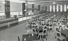 Coles Cafeteria - i remember my monthly outing with mum was to have lunch at the Coles cafeteria.