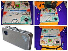 www.tablanket.com #tablanket #camping #kids #carpet #dryerasermarkers #fun #talgating #carpet #art