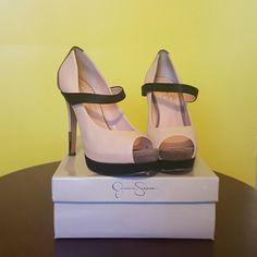 Powder Pink Heels Powder Pink Jessica Simpson Heels Jessica Simpson Shoes Heels