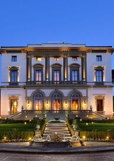 Villa Cora Adds to the Charm of Southern Florence