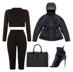 """Untitled #768"" by mollface ❤ liked on Polyvore featuring Yves Saint Laurent"