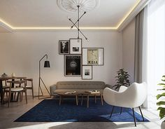 """Check out new work on my @Behance portfolio: """"Hotel's apartment in Cracow."""" http://be.net/gallery/45445415/Hotels-apartment-in-Cracow"""