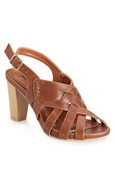 Plus Size Harlow Woven Sandal | Plus Size Avenue Clearance | Avenue