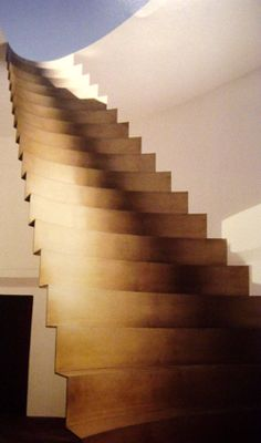 Bronze Staircase
