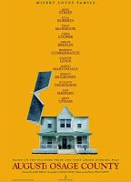 Meryl Streep is a goddess.  My review of AUGUST: OSAGE COUNTY http://paulstriptothemovies.blogspot.com/2014/01/movie-review-august-osage-county.html