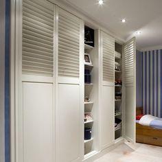 wardrobe shutters 02 Shutter Styles