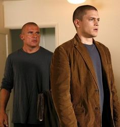 Scene from Prison Break