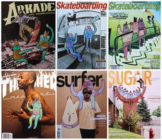 After having painted for two years on skateboarding covers, a book illustrating a big part of Recover Project will be launched on wednesday ...