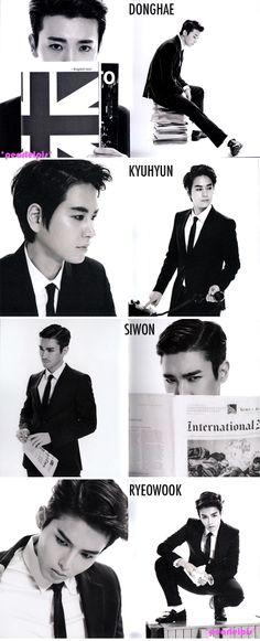 Super Junior-M 'SWING' 3RD Mini Album 1of2