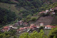 Bandujo. Proaza. Asturias.