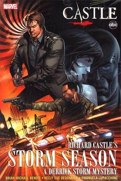 Midtown Comics Deal of the Day for 2/12/14: Castle- Richard Castle's Storm Season HC for 60% off.