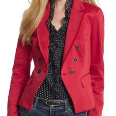 I have this blouse and jeans. Just need to get the jacket and a thinner brown…