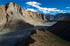 Frozen River of Tibet