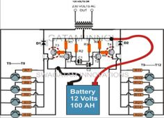 An efficiency of around 85 % and a power output of more than 200 watts is what you will get from the present design of a power inverter (home built). Complete circuit schematic and building procedure explained herein. You might have come across many articles regarding power inverters, however you might be still confused about …