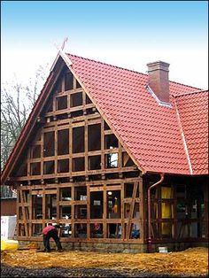 Mill House Historic Residential GmbH - Build Fachwerk houses