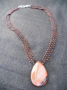 Red Jasper Necklace | Craftsy
