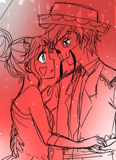"sidsinning: ""Blood Moon Ball doodle after tears from BBTBC… """
