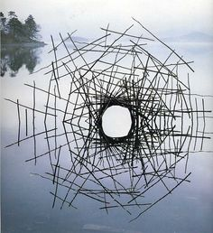 Land Art Beautifully Formed in Nature - by Andy Goldsworthy