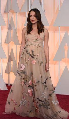 Keira Knightley - in Valentino Couture