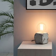 Alpha Table Lamp by LJ Lamps | MONOQI #bestofdesign